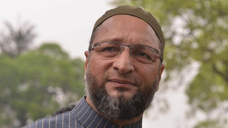 Yogi Adityanath lucky to become UP CM, has no knowledge about anything: Asaduddin Owaisi