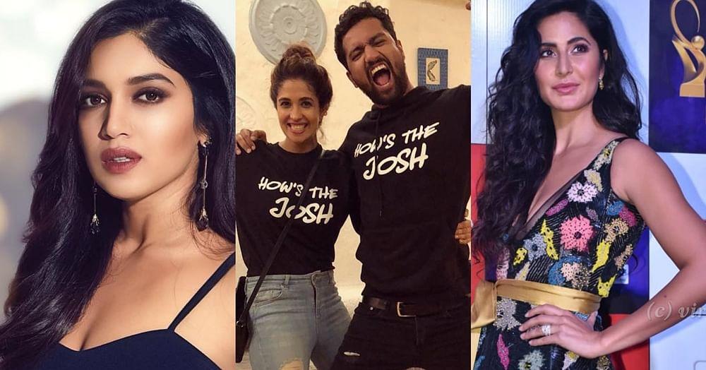 Bhumi Pednekar or Katrina Kaif, who caused Vicky Kaushal and Harleen Sethi's split?
