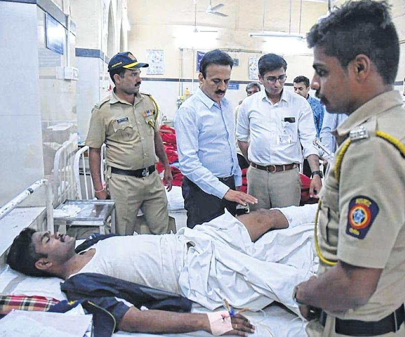 Mumbai CSMT Bridge Collapse: The badly injured recall horrifying experience