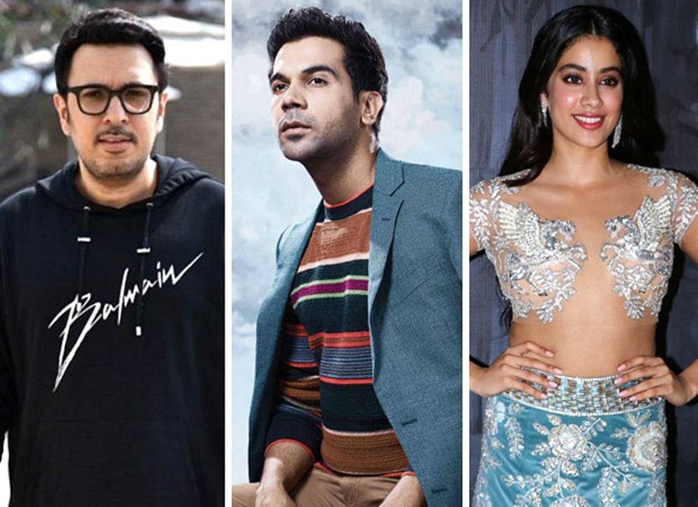 Rajkummar Rao and Janhvi Kapoor roped in for Dinesh Vijan's next?