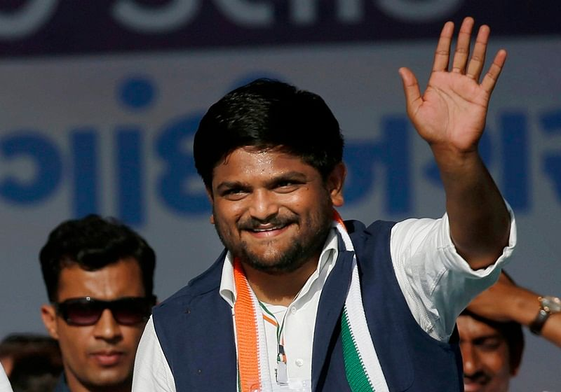 Hardik Patel alleges threat to life, asks for security