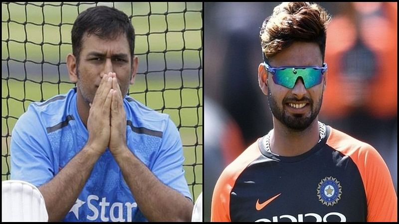 'Unlike Rishabh Pant, MS Dhoni did not replace a legendary wicketkeeper in Team India'