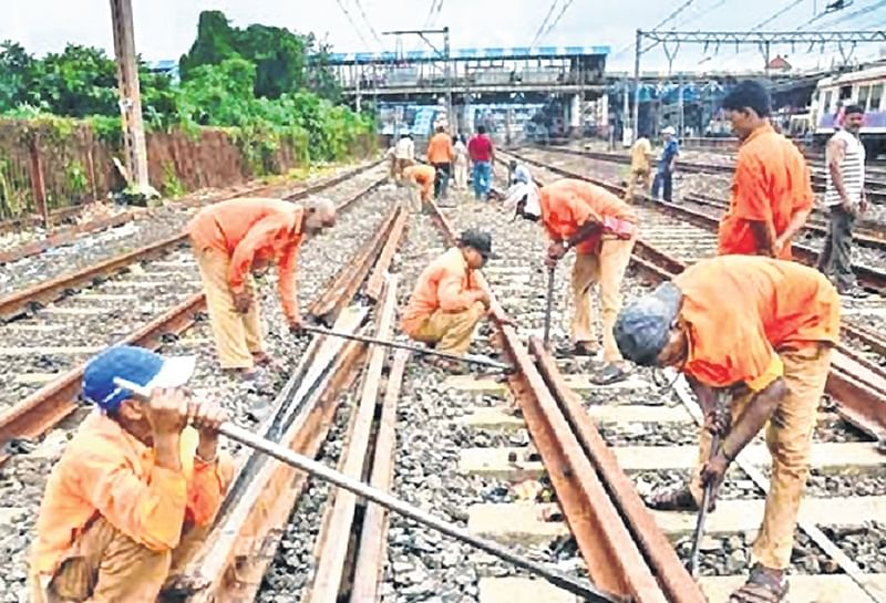 Mumbai Mega Block on Sunday, April 21; train services on Central, Harbour and Western lines to be affected
