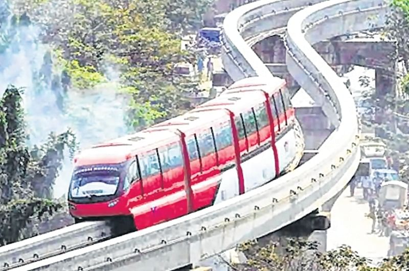Mumbai monorail can prove a boon for residents of flood-hit areas during monsoon