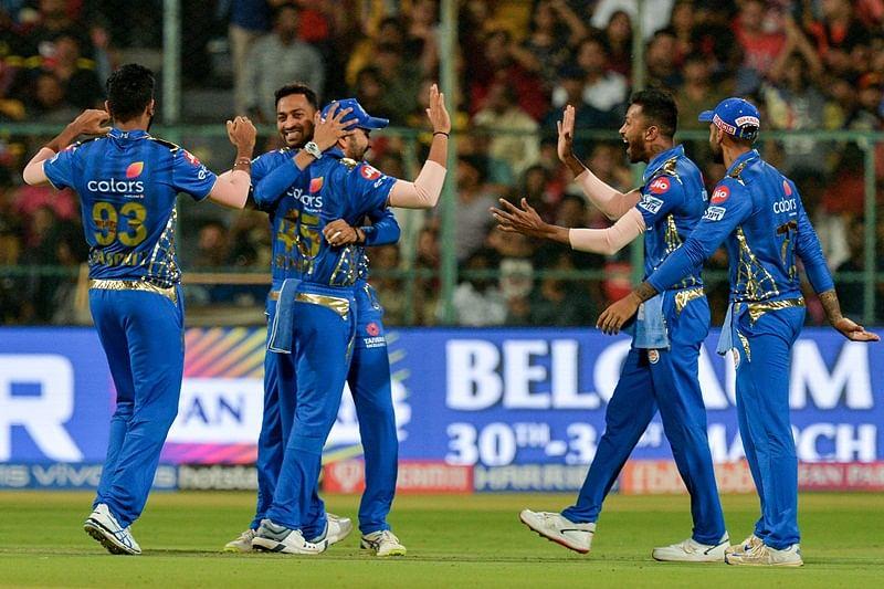 IPL 2019: Mumbai build on momentum (Photo by Manjunath KIRAN / AFP)