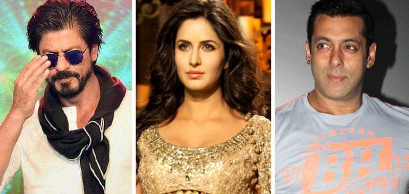 Shah Rukh Khan, Katrina Kaif, Salman Khan to come together to promote Urdu language