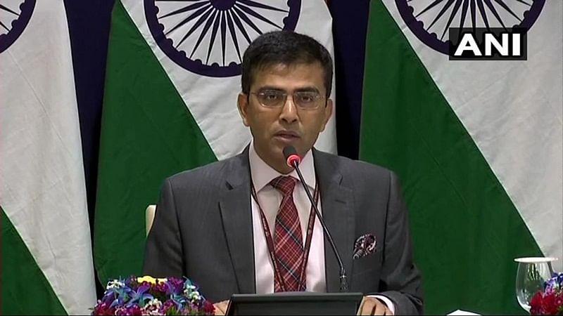 India rejects Pakistan's statement on Ayodhya verdict
