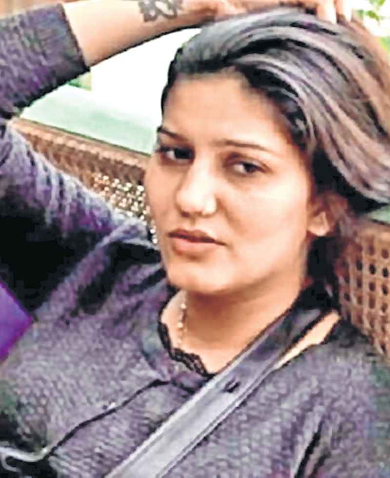 BJP song and dance forces Sapna Chaudhary to drop out