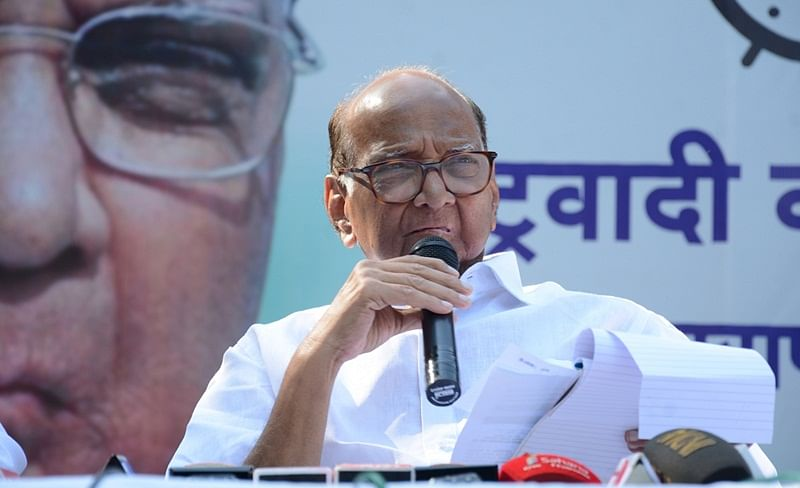 Exit polls 'nautanki', truth will be out on May 23: Sharad Pawar