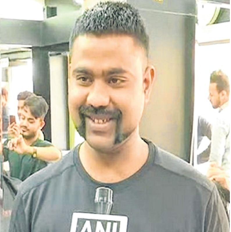 Abhinandan Varthaman's gunslinger moustache evokes awe