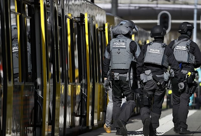 One dead after tram shooting in Dutch city of Utrecht