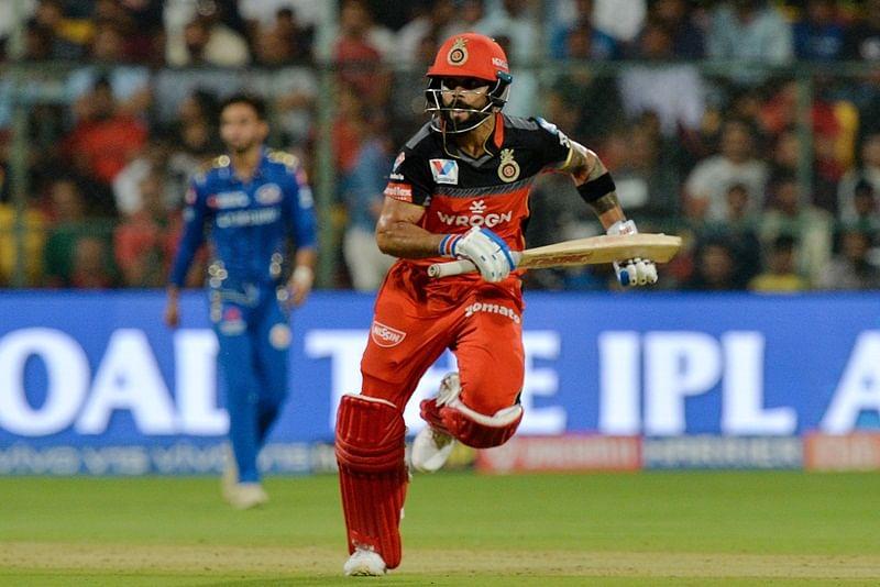 Virat Kohli joins Suresh Raina in 5000-run IPL club