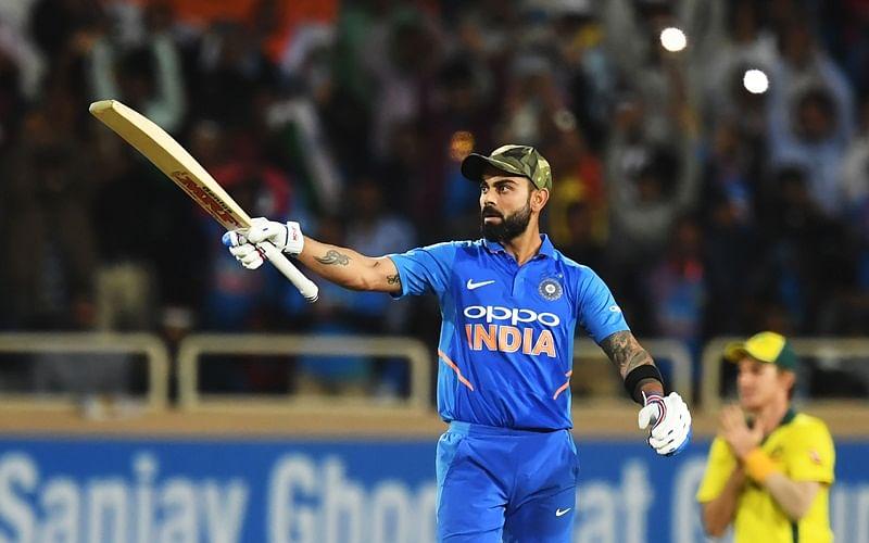 Virat Kohli surpasses Suresh Raina, becomes highest-scoring Indian batsman in T20 format