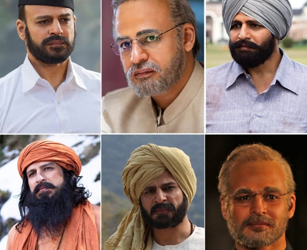 PM Narendra Modi biopic: Vivek Oberoi to sport nine different looks