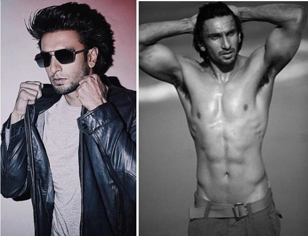 Summer arrives early with Ranveer Singh's 'SUPER HOT' pictures