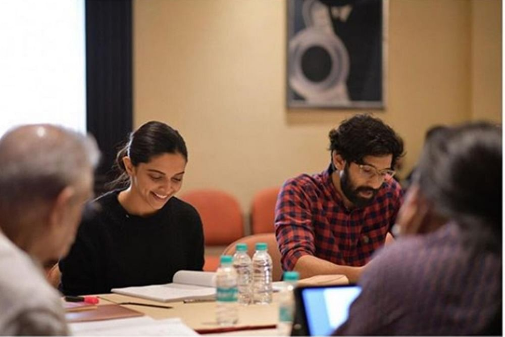 Nervous and Excited! Vikrant Massey talks about working with Deepika Padukone for the first time