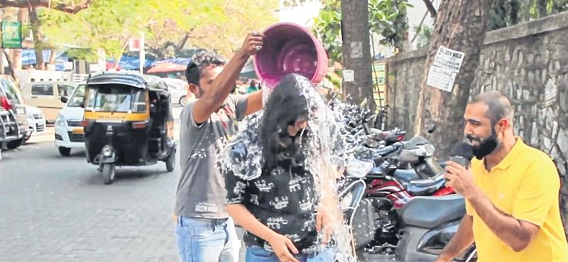 Mumbai Police to watch out for pranksters on Holi