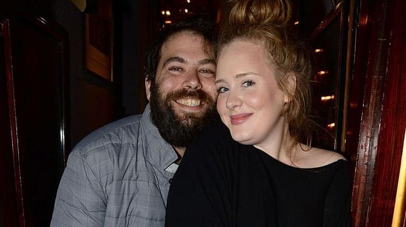 Grammy award winner Adele and husband Simon Konecki split
