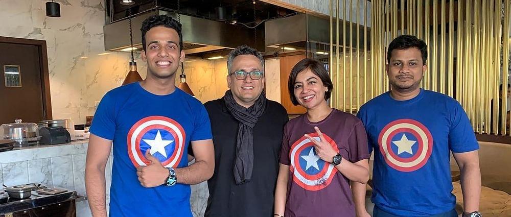 'Avengers: Endgame' co-director Joe Russo says he is enjoying India trip