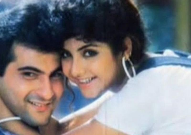 Sanjay Kapoor shares a nostalgic picture with Divya Bharti on her 26th death anniversary