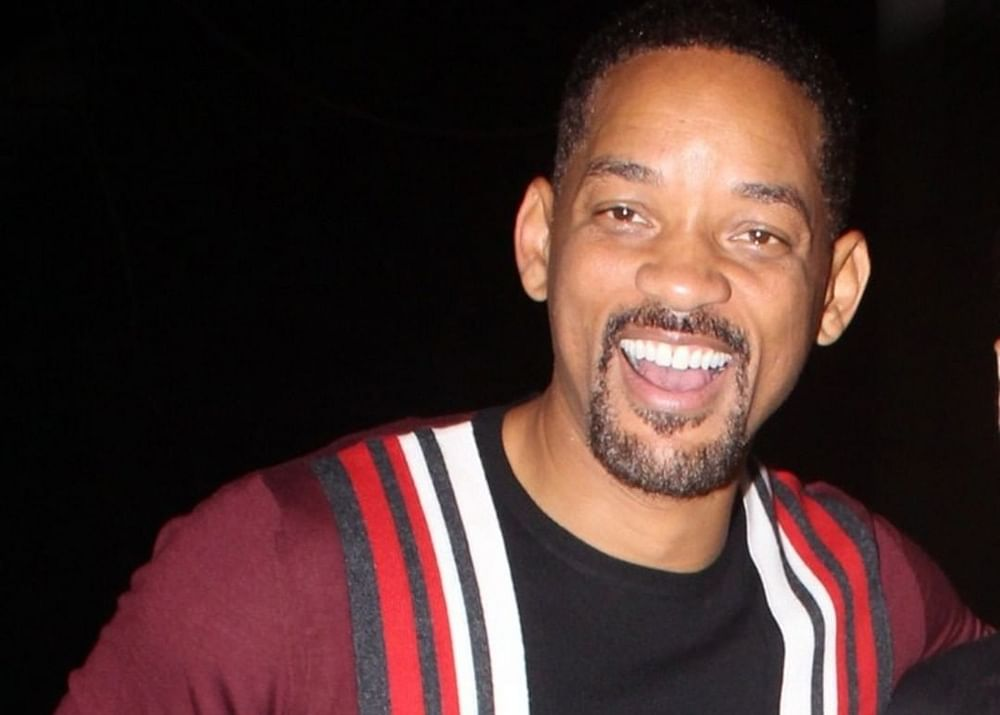 Will Smith grooves to 'Radha' on 'Sudent Of The Year 2' sets