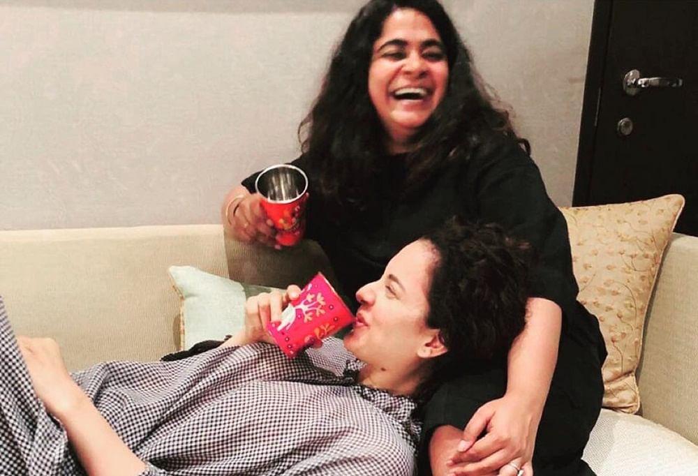 Kangana Ranaut pens heartfelt note for 'Panga' director Ashwiny Iyer Tiwari