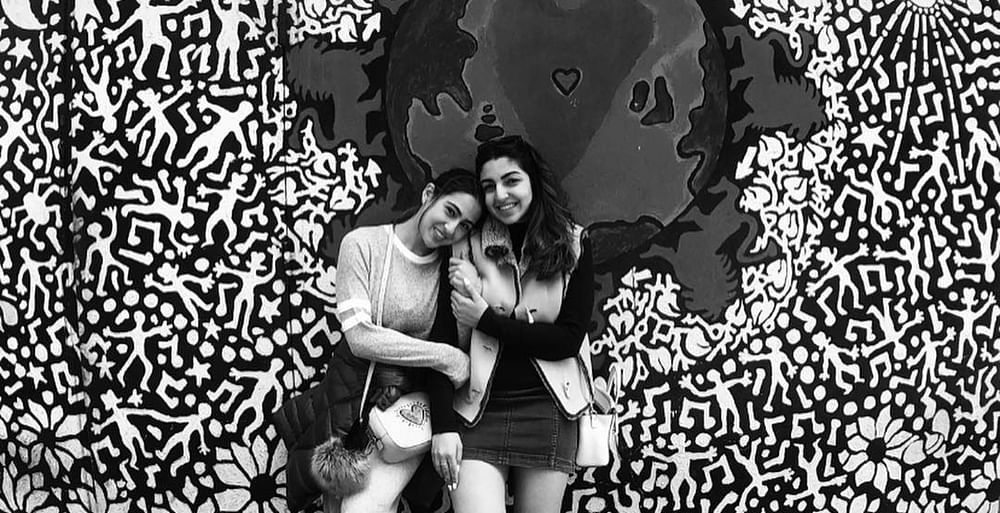 Sara Ali Khan's wanderlust trip to NYC with friends is giving us goals