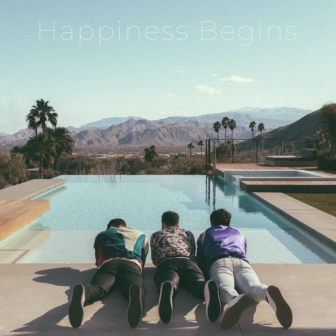 Jonas Brothers to release their first album in a decade in June
