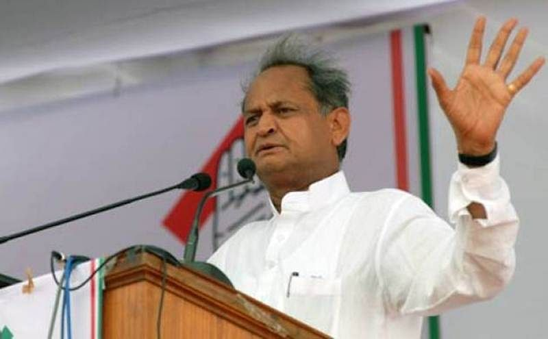 Exit polls have been wrong many times earlier: Ashok Gehlot