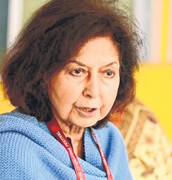 Agree or face consequences, Nayantara Sahgal on message from powers-that-be