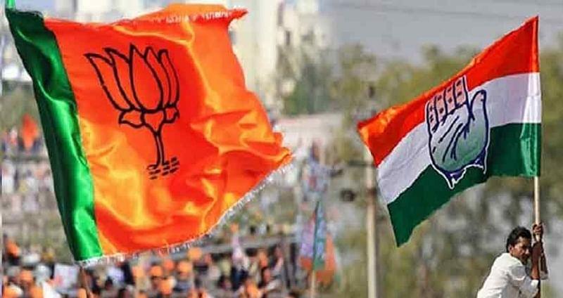 Bhopal: Irked over ticket denial, ex-BJP MLA joins Congress