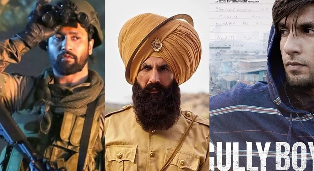 Bollywood First Quarter 2019: With Rs 1023 Crore,highest Box Office collection of the decade so far