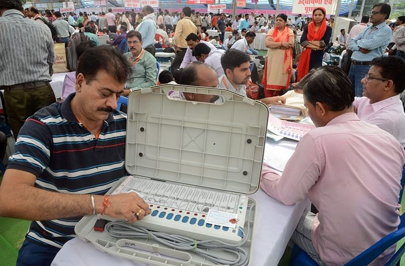 Re-poll in one Bengal polling station: Election Commission