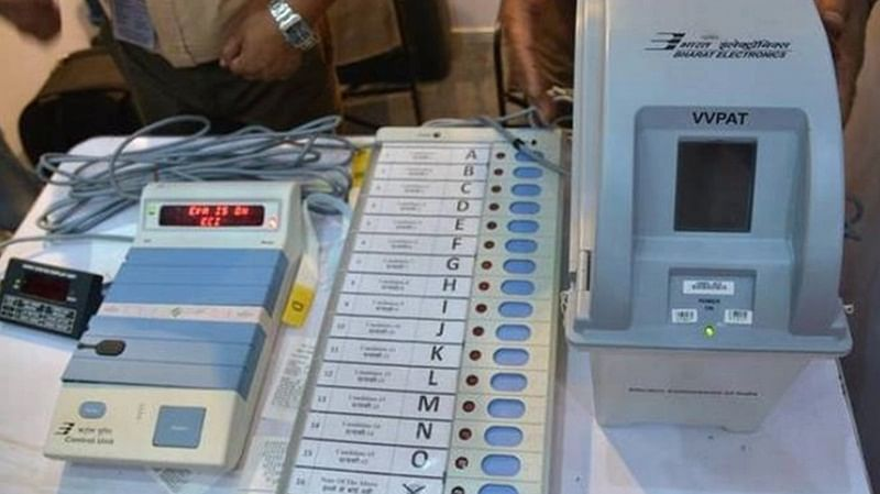 No end to this EVM charade