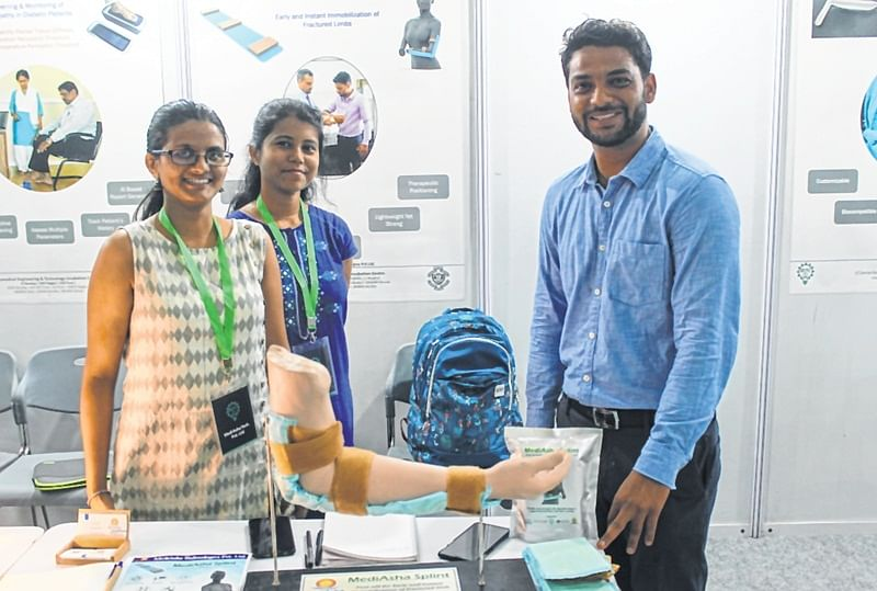 Mumbai: 3 best medical device innovations at IIT-B get Rs 50 lakh grant