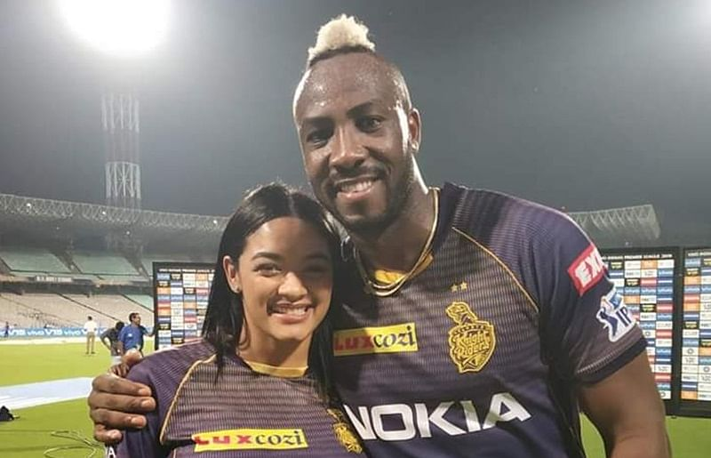Jassym Lora shares heartwarming message to wish husband Andre Russell on his birthday