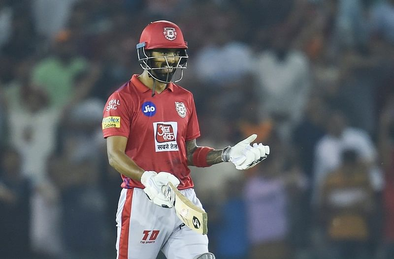 'It was a team plan': KL Rahul defends playing slow initially against Sunrisers Hyderabad