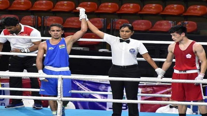 Kavinder Singh Bisht stuns world champion
