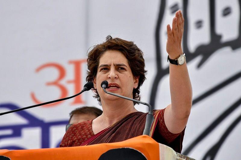 I will be happy to contest from Varanasi if asked by Rahul Gandhi, says Priyanka Gandhi Vadra