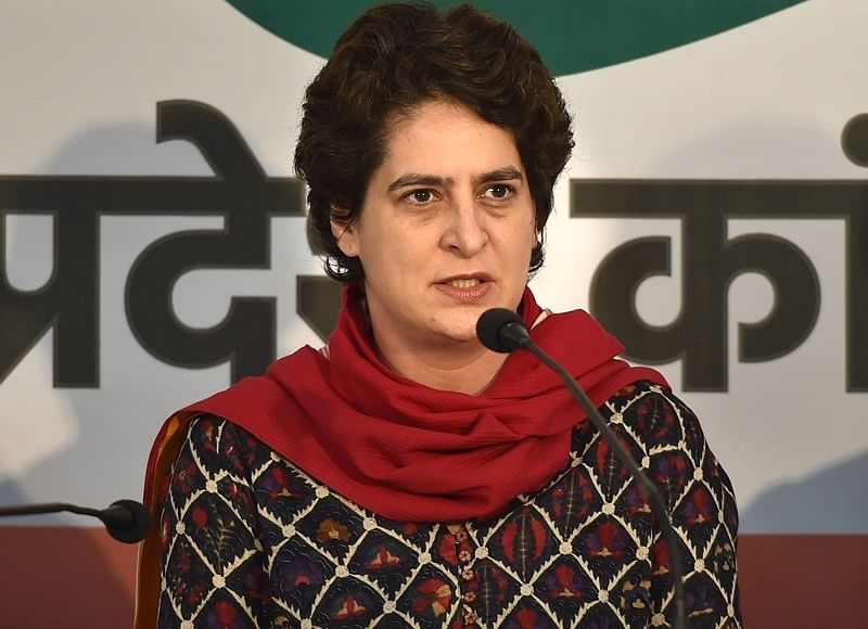 Don't be disheartened with rumours and exit polls, it is crafted to undermine spirits: Priyanka Gandhi Vadra to Congress workers