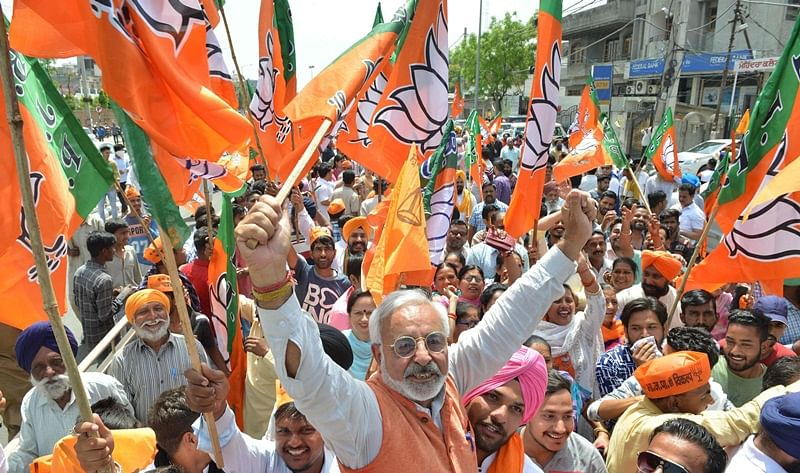 NDA gained most in rural east, UPA in rural south