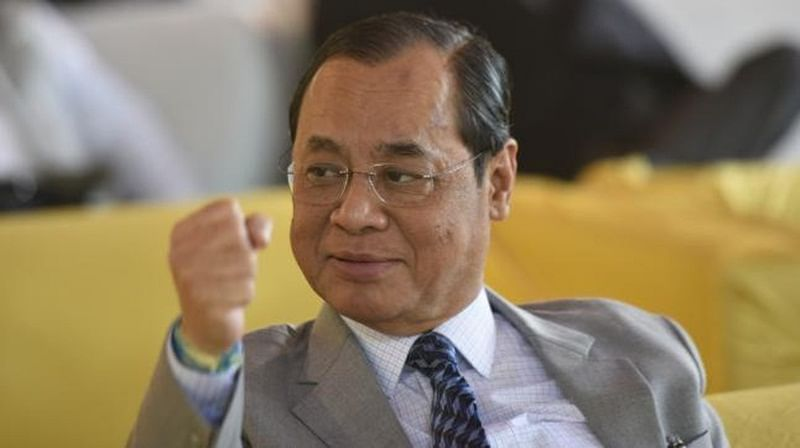Allegations against CJI Ranjan Gogoi: Former woman employee of SC seeks copy of in-house inquiry report