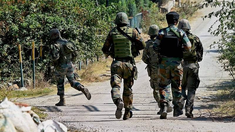 Militant killed in gunfight with security forces in Jammu and Kashmir
