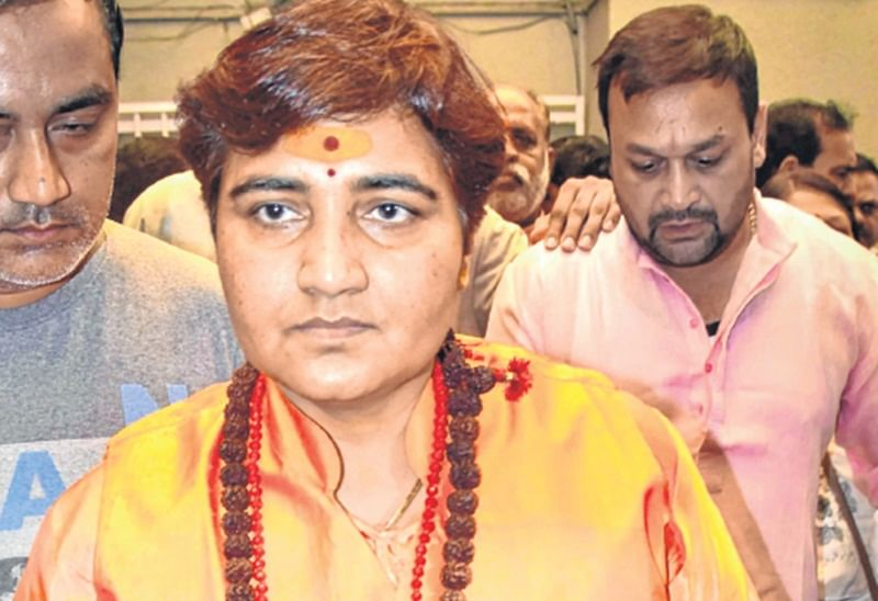 Pragya Thakur's nomination a disturbing sign