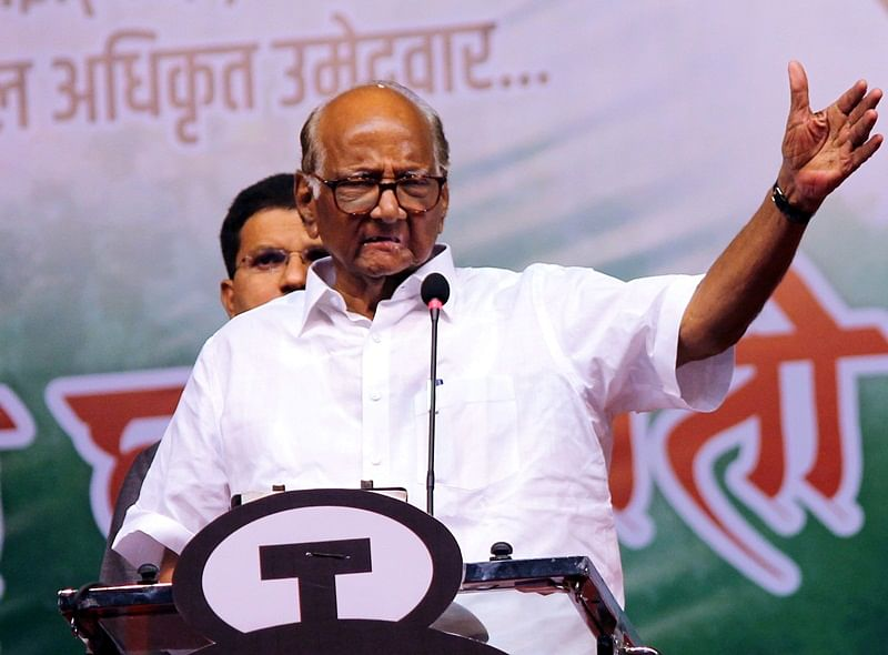 We have right to ask PM Narendra Modi what happened to development model: Sharad Pawar