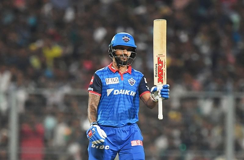 IPL 2019: Shikhar Dhawan's unbeaten 97 leads Delhi Capitals to easy 7-wicket win over KKR