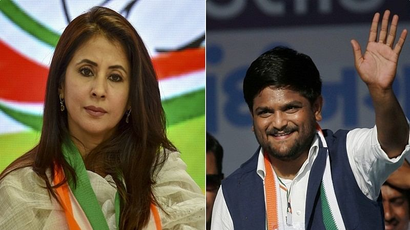 Urmila Matondkar, Hardik Patel to address youth meet
