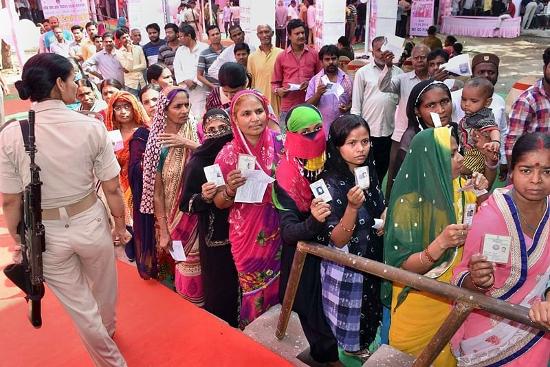 Lok Sabha Elections: Maharashtra records 21.45% average voter turnout