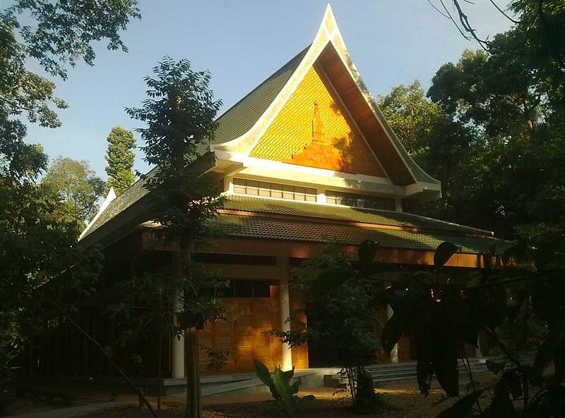 The Sala of Wat Pah Nanachat. Photo by WIKICOMMONS
