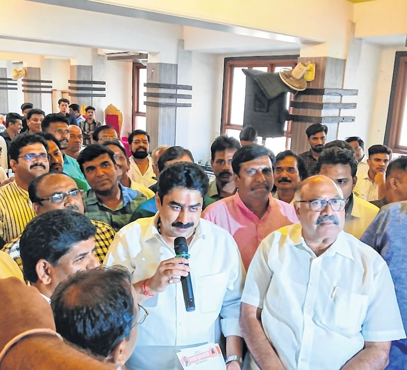 Marathas and Kolis extend support to NCP in Mumbai North East